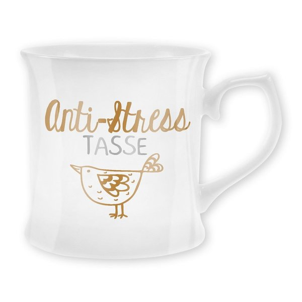 Sheepworld -  43485 - Kaffeetasse, Anti Stress Tasse, Porzellan, 40 cl